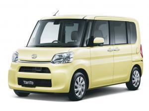 Daihatsu Tanto III 2013-2019 (правый руль)