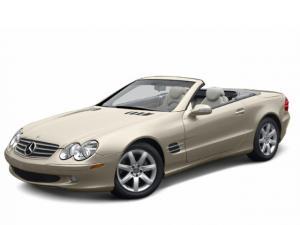 Mercedes SL-klasse V (R230) 2001-2011