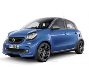 Smart Forfour II 2014 - 2020