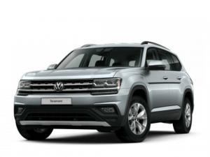 Volkswagen Teramont (6 мест) 2017 - н.в