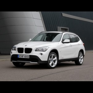 Коврик BMW Х1 (E84) 2009 - 2018